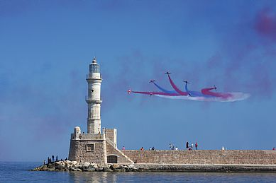 Red Arrows - Chania 2009
