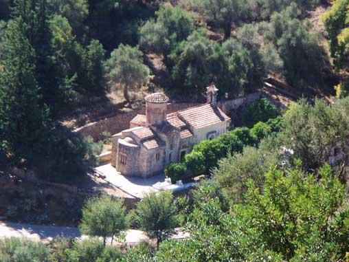 Agios Nikolaos Church, Kyriakoselia, Information Guide
